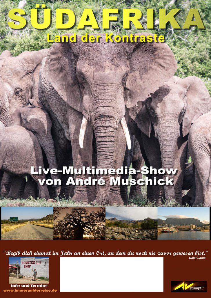 Multivision Andre Muschick Südafrika Land der Kontraste